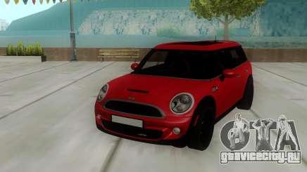 Mini Clubman Red для GTA San Andreas