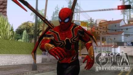 Marvel Future Fight - Iron Spider Skin 2 для GTA San Andreas