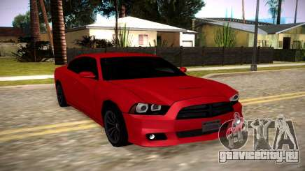 Dodge Charger 2013 Extrime Red для GTA San Andreas