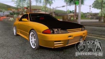 Nissan Skyline R32 GT-R Edited для GTA San Andreas