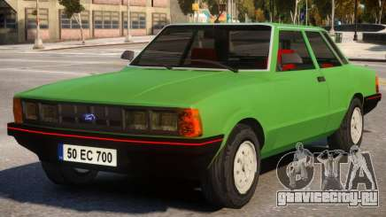 Ford Taunus GLS для GTA 4