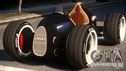 Audi Type C 1936 V.1.2 для GTA 4