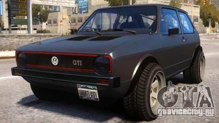 VW Golf GTI Turbo для GTA 4