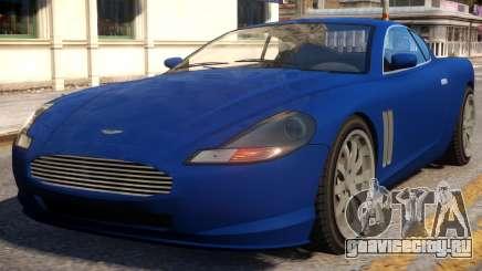 Super GT Aston Martin для GTA 4