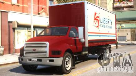 Vapid New Yankee для GTA 4