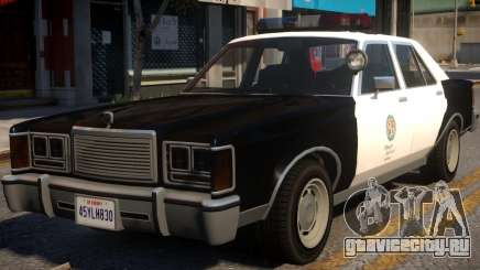 Marbella Police ELS для GTA 4