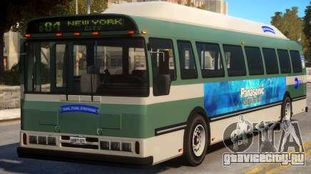 Bus Banners для GTA 4