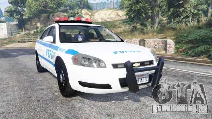 Chevrolet Impala 2007 NYPD v1.1 [replace] для GTA 5