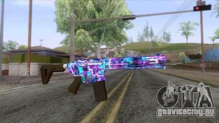 Gunrunning Carbine Mk.2 Revelations Camo v2 для GTA San Andreas