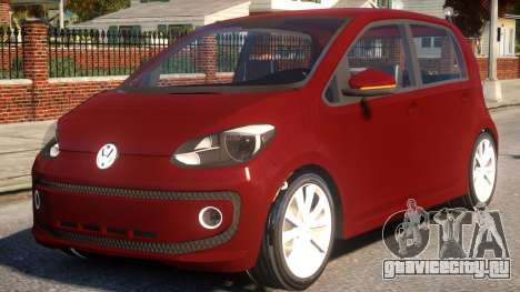 VW UP Brazil Version для GTA 4