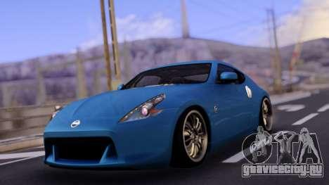 Nissan FairldyZ для GTA San Andreas