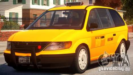 Cabbie New York City для GTA 4