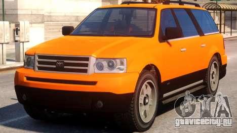 Landstakler to Toyota Sequoia для GTA 4