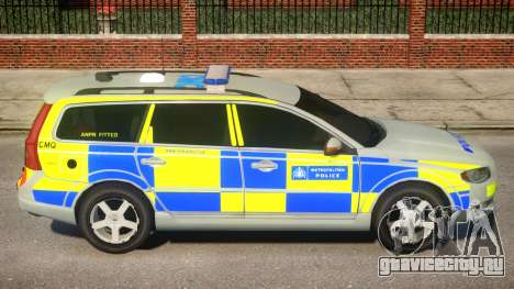 Volvo V70 Blue Soverign Version для GTA 4