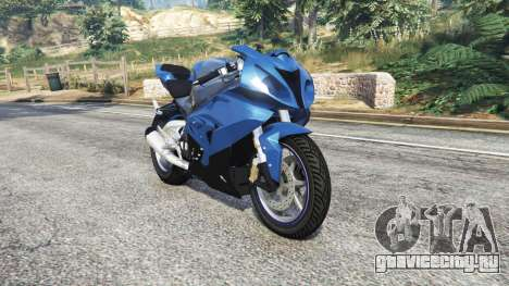 BMW S1000 RR [replace] для GTA 5