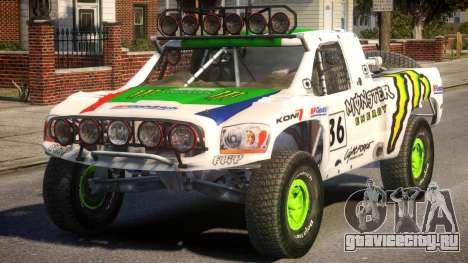 Dodge Ram PJ4 для GTA 4