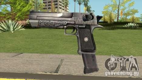 Desert Eagle Mark XIX для GTA San Andreas