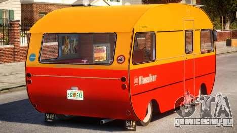 Saab Caravan 92HK V2 для GTA 4