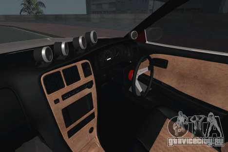 Toyota Mark ll для GTA San Andreas