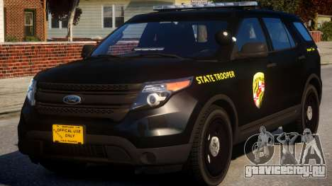 Maryland Ford FPIU для GTA 4