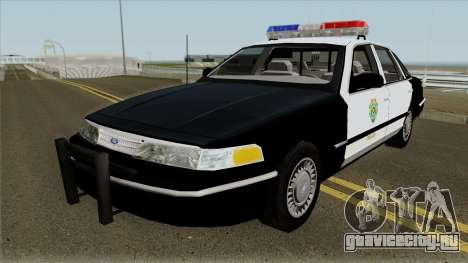 Ford Crown Victoria 1994 Resident Evil 3 для GTA San Andreas