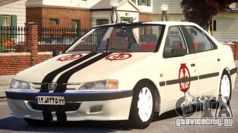 Peugeot Persia для GTA 4