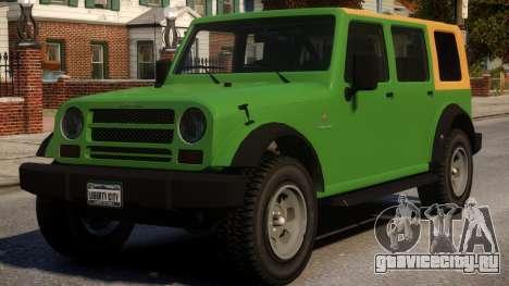 Canis Mesa Rim2 для GTA 4