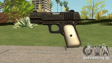 Desert Rose Pistol для GTA San Andreas