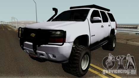 Chevrolet Tahoe Offroad BkSquadron для GTA San Andreas