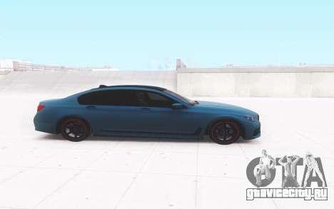 BMW 5 Series Sedan для GTA San Andreas