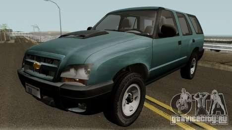 Chevrolet Blazer 2010 IVF для GTA San Andreas