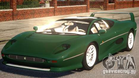Jaguar XJ220 Sport Version для GTA 4
