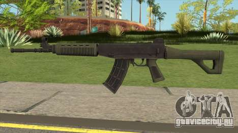 QBZ-03 Assault Rifle для GTA San Andreas