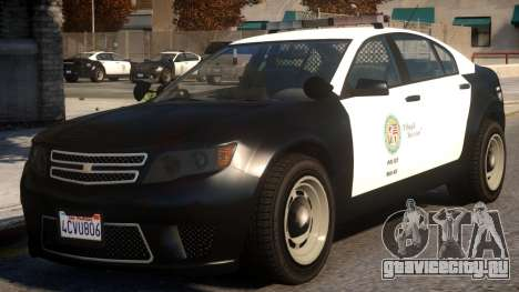 Cheval Fugitive Actuator PPV LSPD для GTA 4