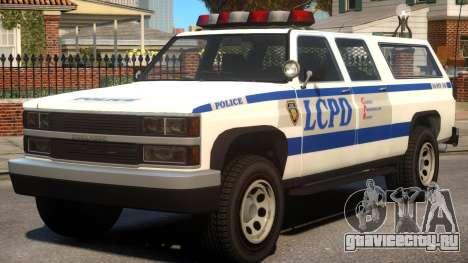 Declasse Police Ranger [V1.2] для GTA 4