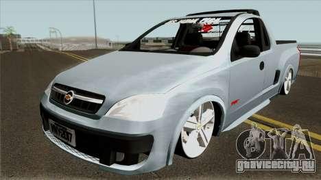 Chevrolet Montana Deboche (MDPMV5) для GTA San Andreas