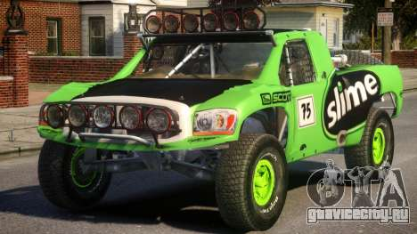 Dodge Ram Trophy PJ5 для GTA 4