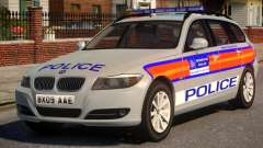 Metropolitan BMW 3 Series для GTA 4