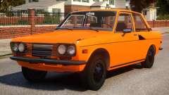1970 Datsun Bluebird 510 [EPM] для GTA 4