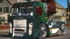 VW Constellation Formula Truck для GTA 4