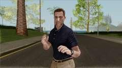 Steve Haines FIB Agent для GTA San Andreas