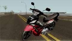 Yamaha Jupiter MX STD для GTA San Andreas