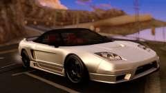 Honda NSX-R для GTA San Andreas