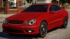 Mercedes-Benz CLK V1 для GTA 4