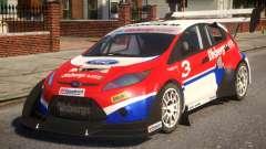 Ford Fiesta OMSE V1 для GTA 4