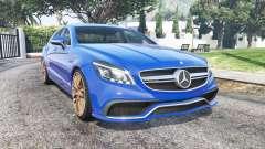 Mercedes-Benz CLS 63 AMG (С218) 2014 v1.1 для GTA 5
