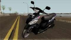Yamaha Mio J STD для GTA San Andreas