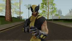 Wolverine Marvel Ultimate Alliance 2 для GTA San Andreas