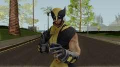 Wolverine Marvel Ultimate Alliance 2