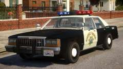 1987 Ford LTD Crown Victoria ELS для GTA 4